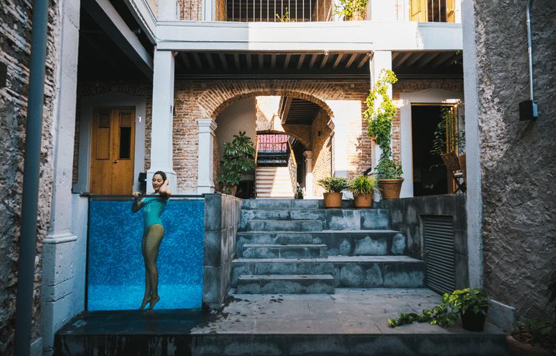 El mejor Airbnb en Querétaro – UNAMORADA